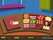 Burger Point لعبة