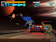 Batman The Brave and the Bold: Dynamic Double Team game