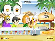 Play Burger run Game