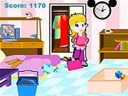Cleanup Time game