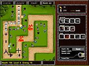 Village Defense game