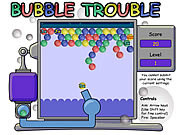 juego The Bubble Trouble Game