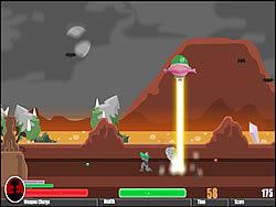 Alien Abduction 2 game