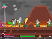 Alien Abduction 2 game