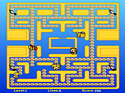 Play Simpsons pacman Game