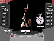 Xtreme Medical 3 Point Challenge game
