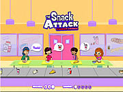 The Snack Attack - Calcium Crunch لعبة