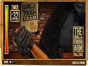 Play The gorilla tough arm challenge Game