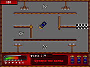 Death Wheels game