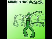 Vea dibujos animados gratis Shake That Ass!