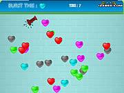 Balloon Burst game