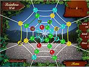 Rainbow Web game