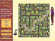 เล่นเกมฟรี Marisol's Maze
