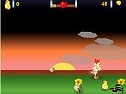 Super Chicken لعبة