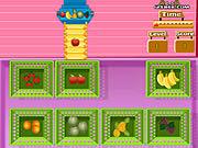 Vegetable Basket game