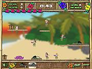 Play Wahine hula hustle Game