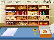 Pizza Hut Shop لعبة