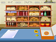 Pizza Hut Shop game