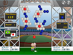 Puzzle Soccer World Cup game