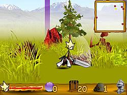 The Lost Sword game