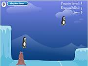 Penguin Rescue game