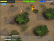 Play 3d micro wars Game