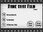 Jogar jogo grátis Name that Film