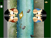 Play Paper boat blowing Game