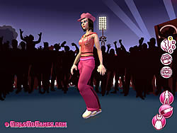 Dance Trends 3D game