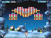 Snow Ball game