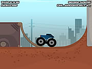 juego Monster Truck Trials