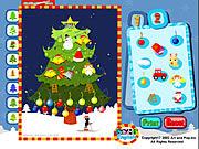 Making Christmas Tree game