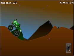 Military Monster Truck game