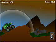 Military Monster Truck game