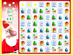 Christmas Puzzle game