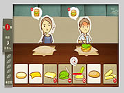 Hamburger Game لعبة