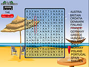 Play Word search gameplay 7 europe Game