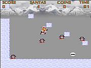 Santastic Santa game