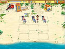 Beach Party Craze game