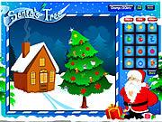 Santa's Tree game
