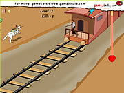 Play Train shootout Game