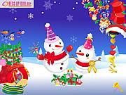 Christmas Funny Celebration game