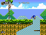 Ultimate Flash Sonic Game game
