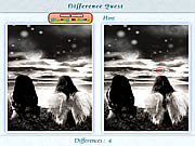 Difference Quest game