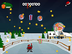 Santa and the Lost Gifts game
