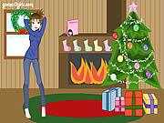 Christmas with Friends game