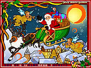 Play Christmas letters Game