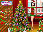 Decorate from Xmas game