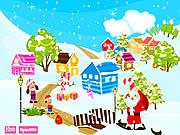 Christmas Lights game