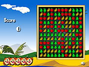 Play Jungle fruits Game